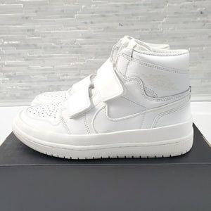 New Air JORDAN 1 Retro High Double Strap Sneakers